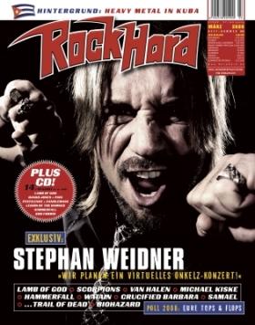 Rock Hard vom 18.02.2009