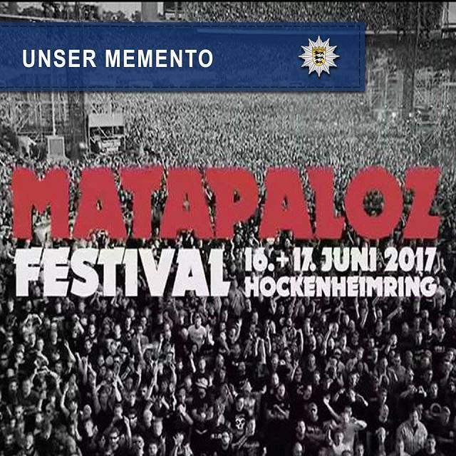 Hinweise der Polizei Mannheim zum Matapaloz